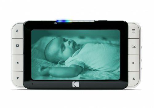 Kodak Smart Home Baby Monitor 5 Night Vision C525