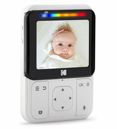 Kodak Smart Home Baby Monitor Right Facing 2.8 C220