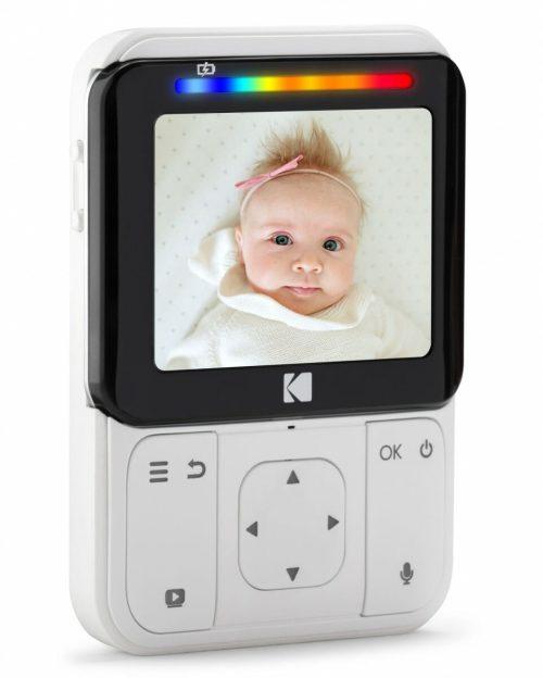 Kodak Smart Home Baby Monitor Right Facing 2.8 C220