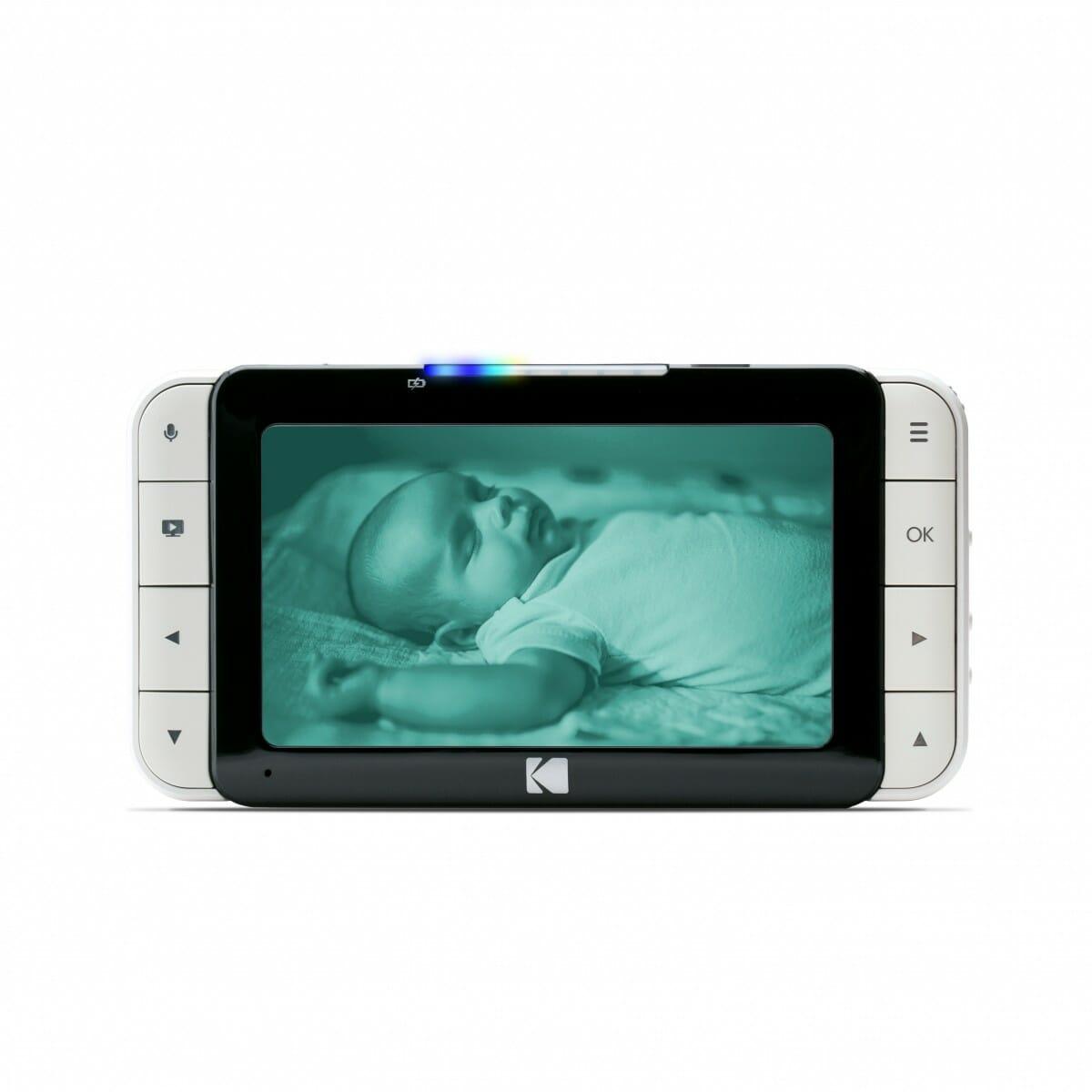 Kodak Smarthome Baby Monitor 5 Night Vision C525