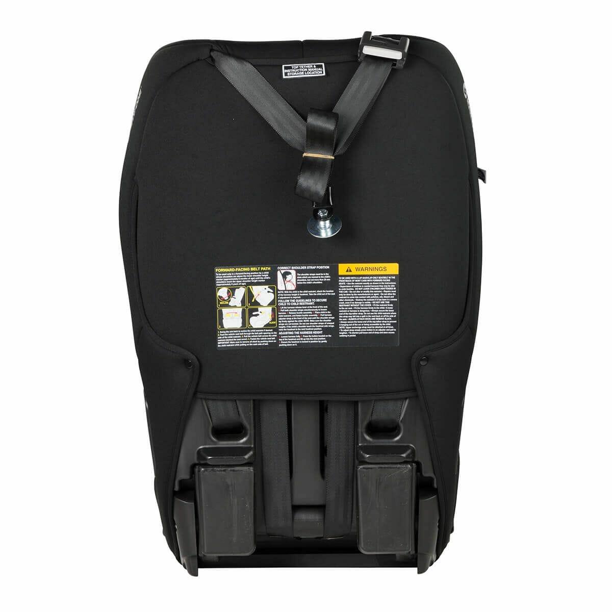 Maxi Cosi Luna Smart Pitch Black Vehicle Seat Protection