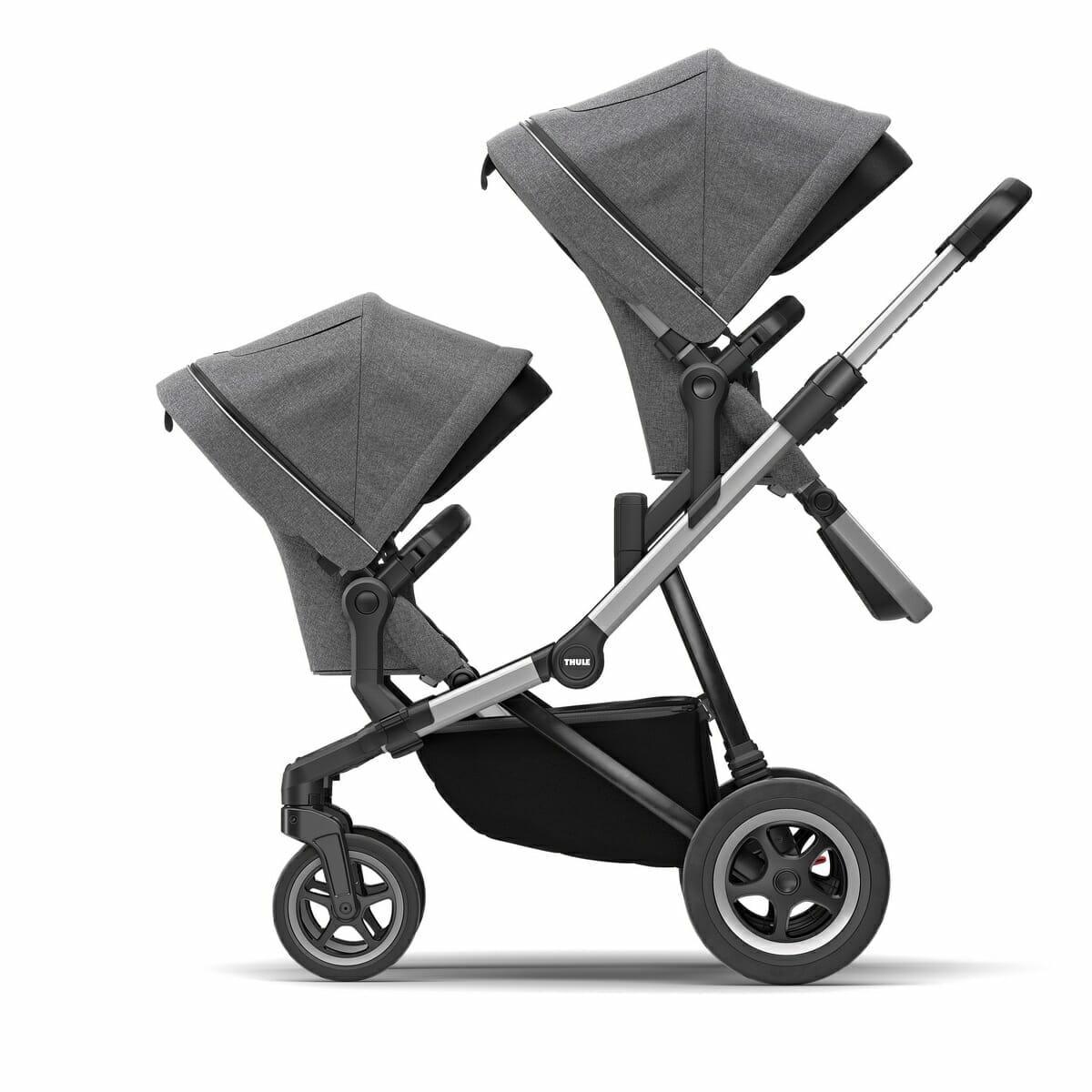 Thule Sleek Iu5 Configduo Sibling Seat Parentfacing Side