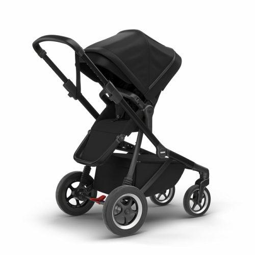 Thule Sleek Reversible Seat Black On Black 017