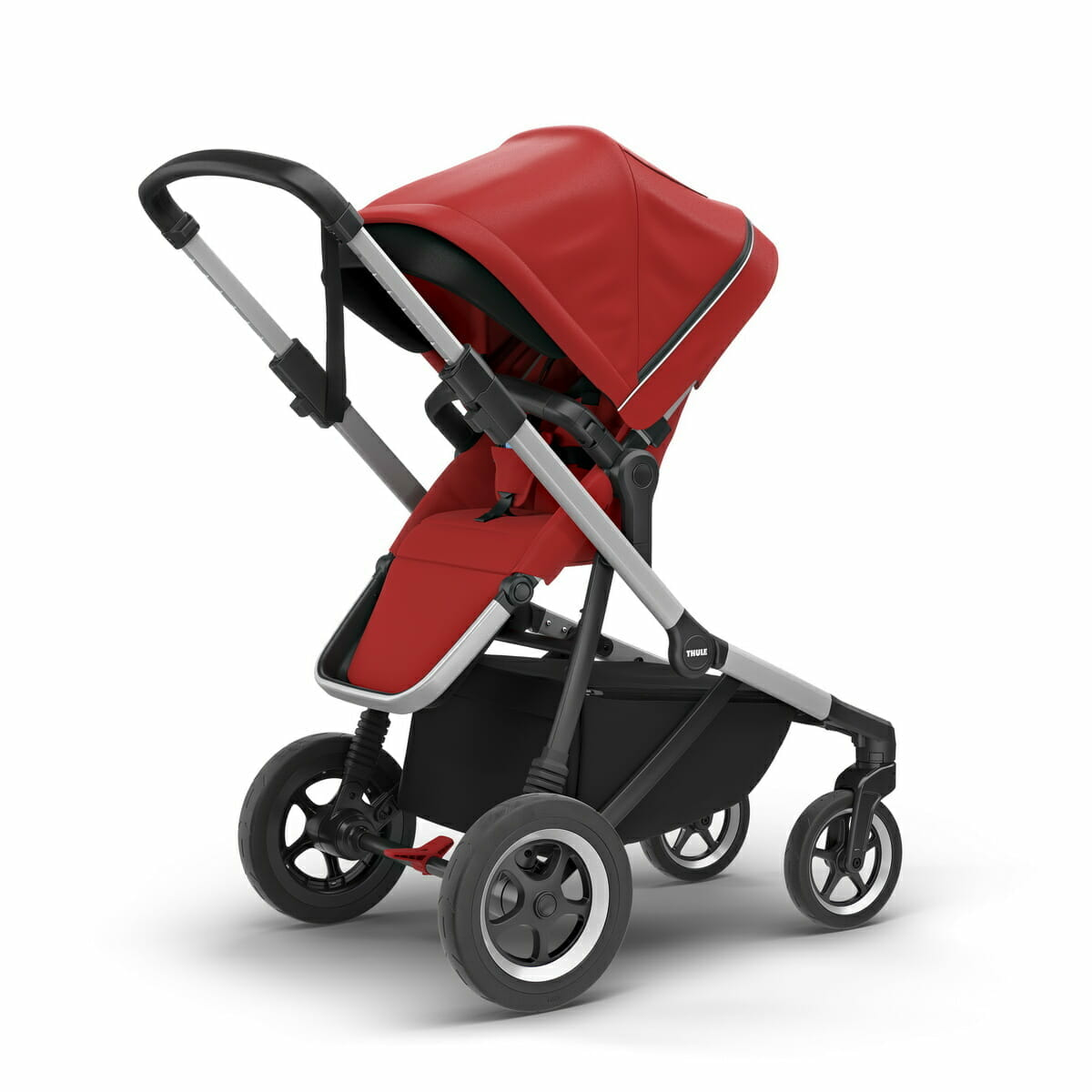 Flexible And Stylish Stroller For Sharing City Adventures With Your Child.