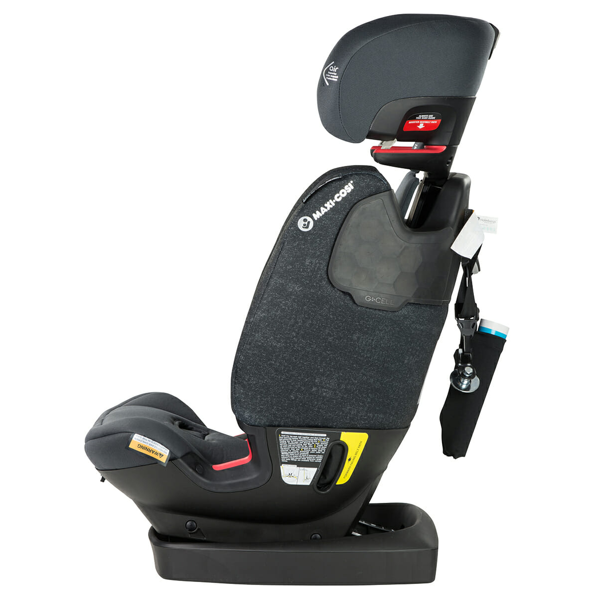 Maxi Cosi Titan Pro Nomad Steel 3 Side Booster Mode