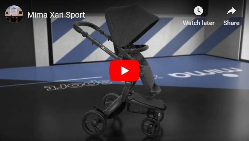 Mima Xari Sport Video