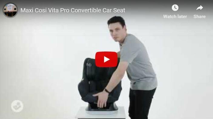 Maxi Cosi Vita Pro Video