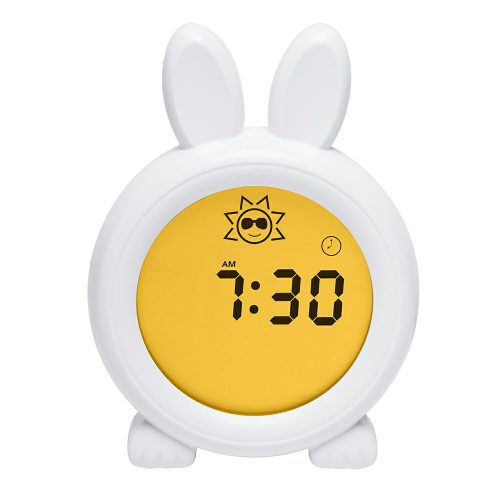 Oricom Sleep Trainer Clock Bunny Day