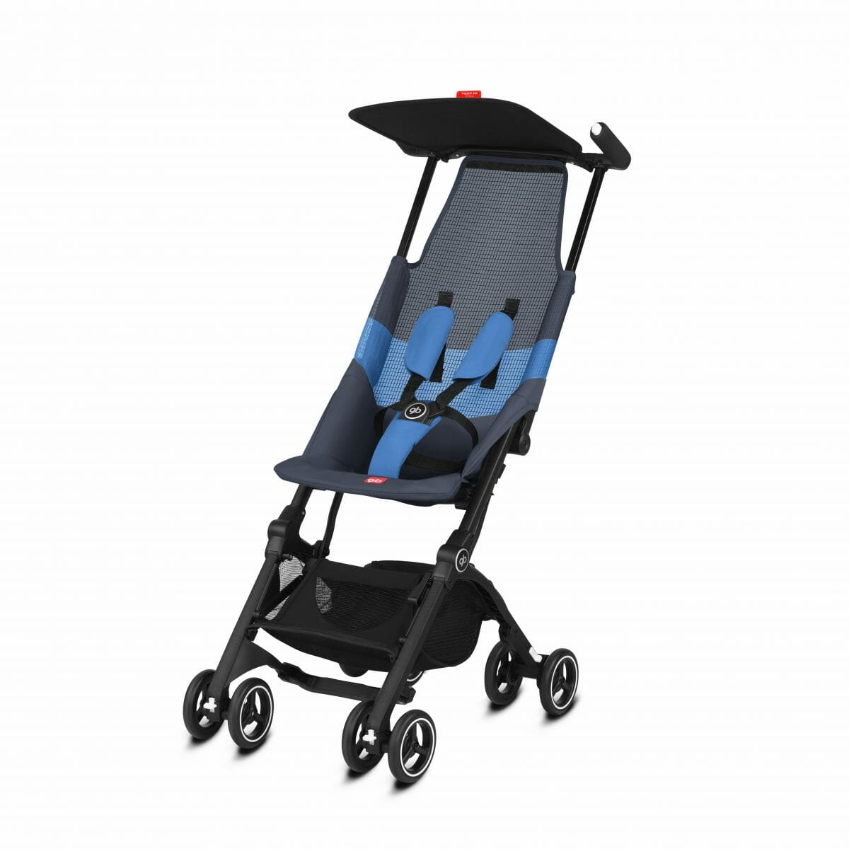 Gb Pockit Air All Terrain Stroller Night Blue