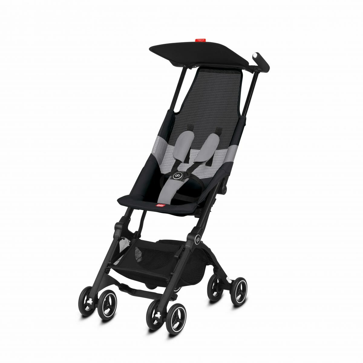 Gb Pockit Air All Terrain Stroller Velvet Black