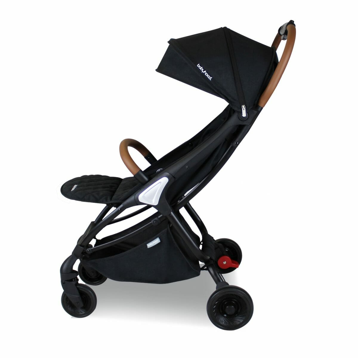 Babyhood Air Compact Stroller Foot Rest Up Seat Up