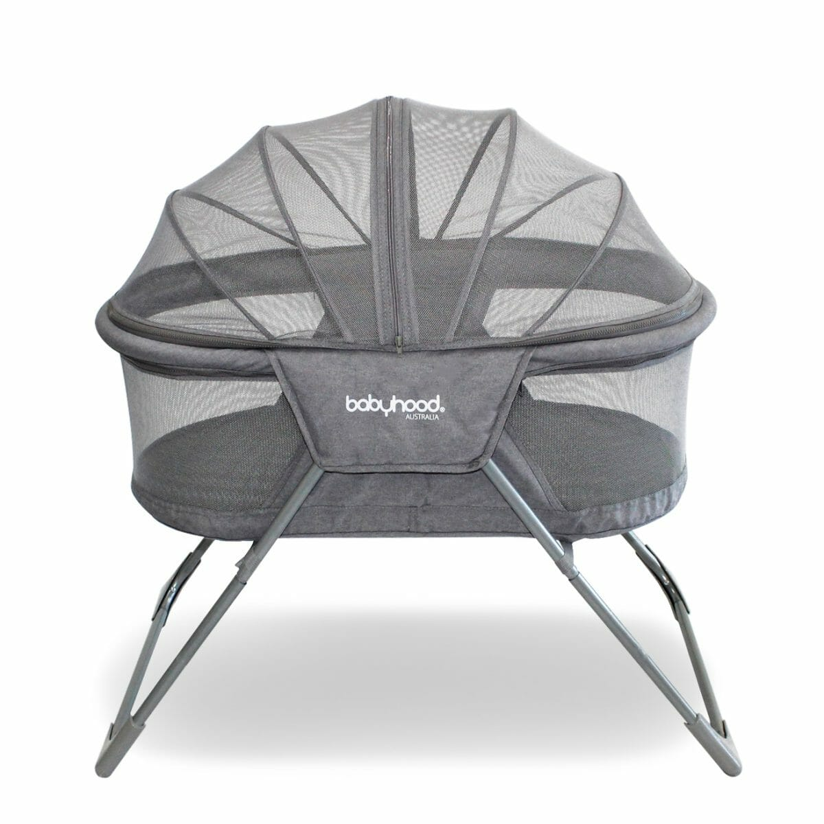 Babyhood Travel Bassinet Side
