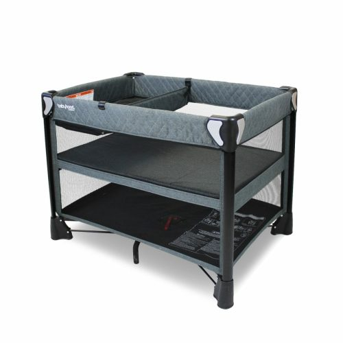 Babyhood Uno 4 In 1 Portacot Bassinet Level With Change Table
