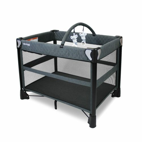 Babyhood Uno 4 In 1 Portacot With Toybar