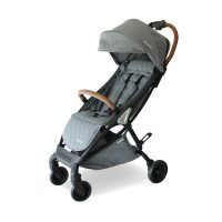Babyhood Air Compact Stroller Nero Grey