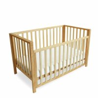 Babyhood Lulu Cot Mode Dropside Down