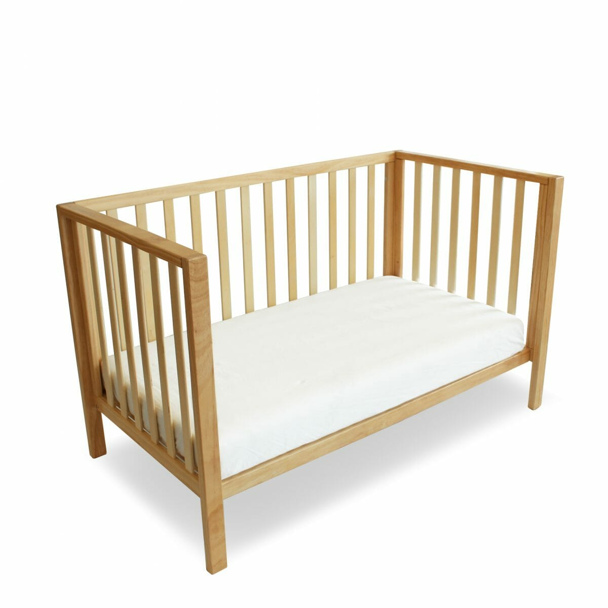 Babyhood Lulu Cot Toddler Bed Mode