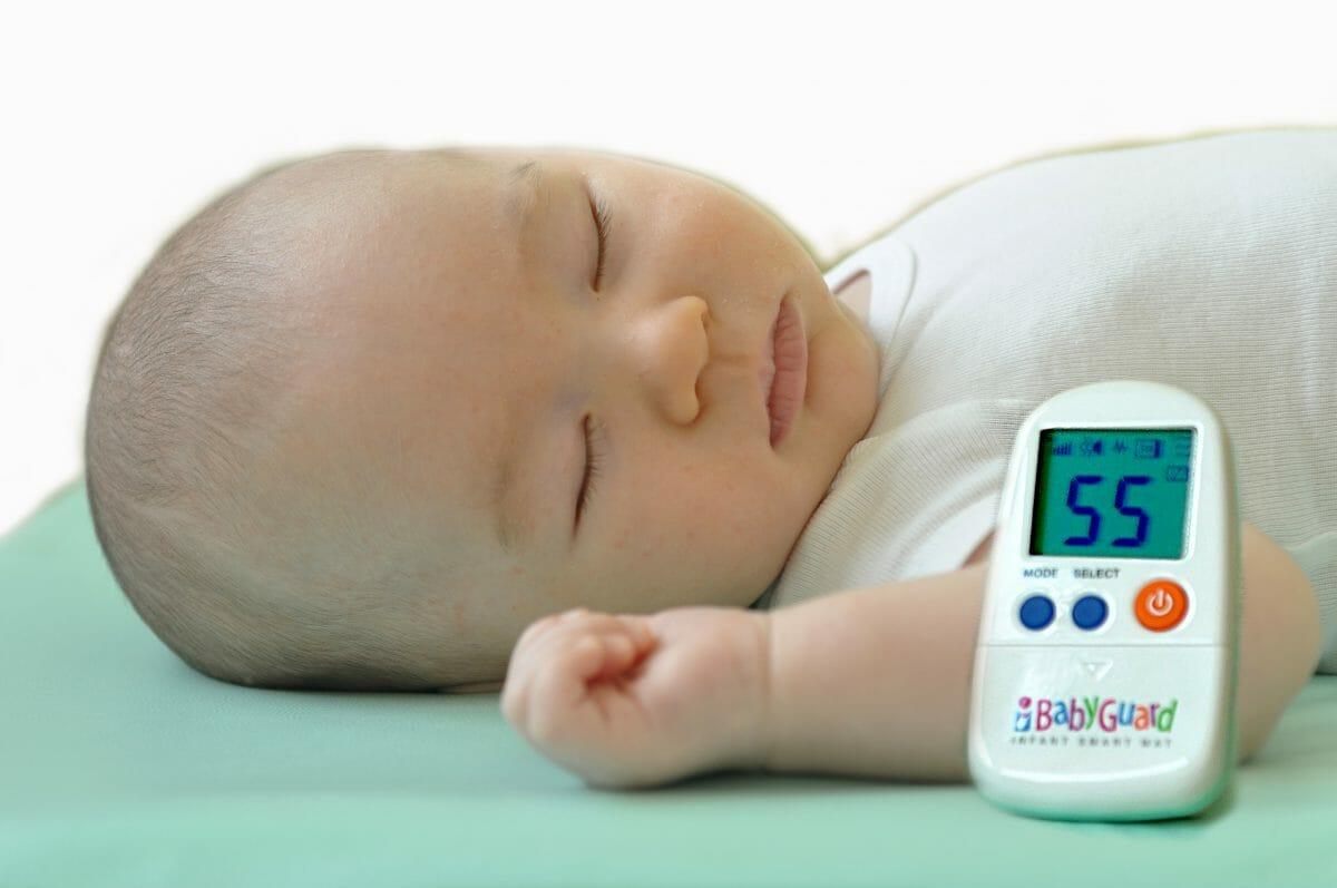 Infant Smart Mat Lifestyle 2