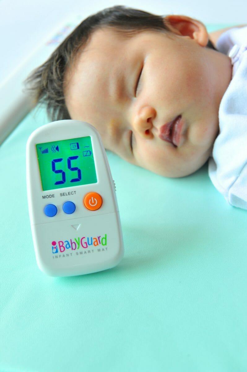 Infant Smart Mat Lifestyle