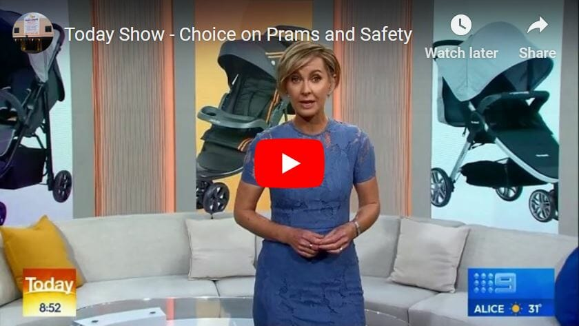 Today Show Prams And Safety Video