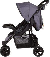 Childcare Stryker Stroller Side View