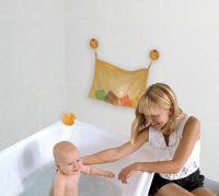 Dreambaby Premium Deluxe Bath Seat Lifestyle