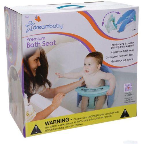 Dreambaby Premium Deluxe Bath Seat Packaging 2