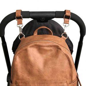 Nappy Bag Hanging On Pram