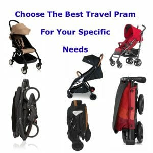 Travel Pram – choosing the best