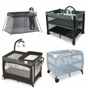 The Best Travel Cot For Your Needs