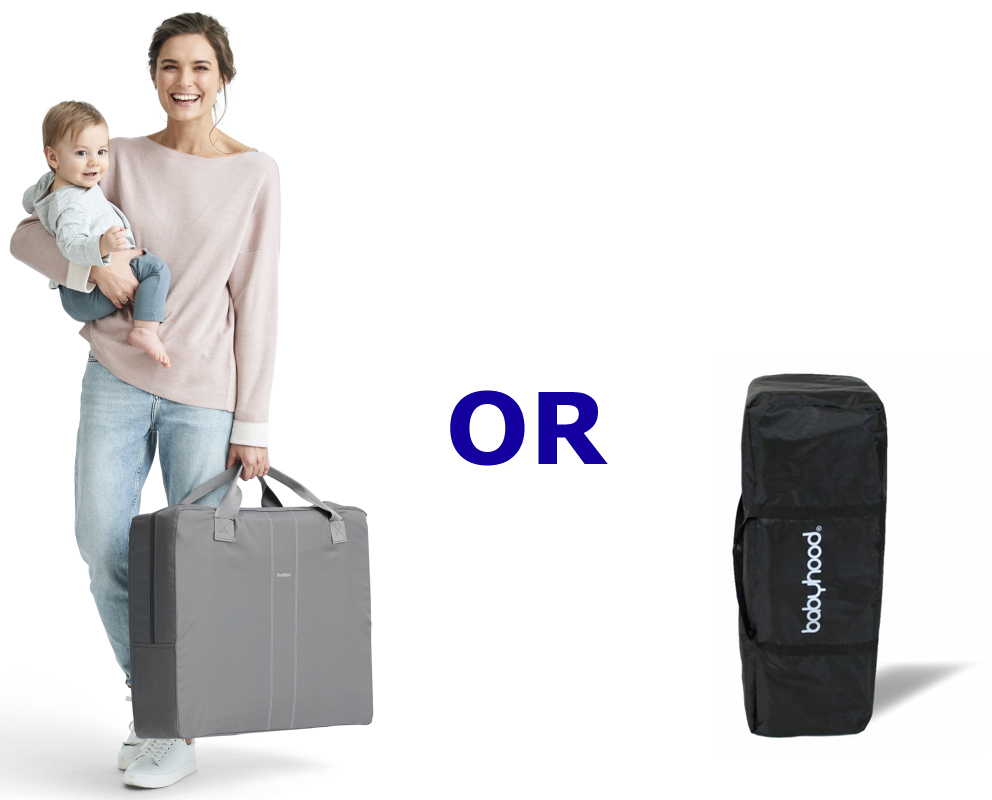 Travel Cot Size And Shape