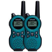 Oricom Pmr795 Uhf Handheld Radio Twin Pack