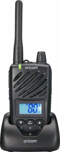 Oricom Ultra550 Front With Cradle