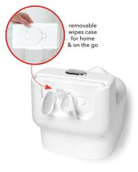 Skip Hop Made For Me Potty Removable Wipes Case