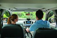 Oregon Scientific Ws908 Compact Air Sanitizer Black In Car Lifestyle