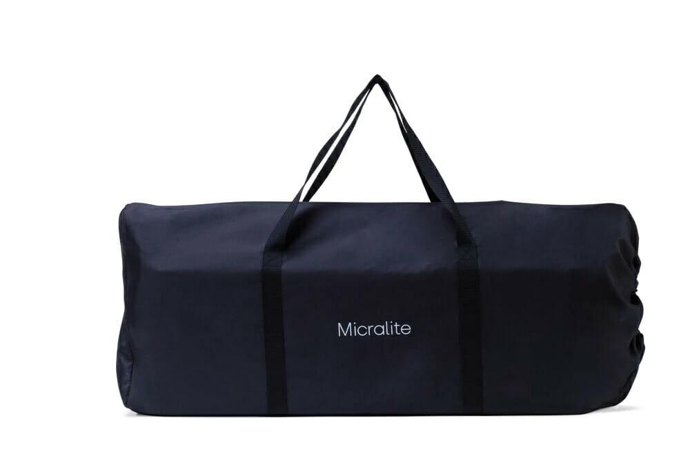 Silver Cross Micralite Sleep & Go Travel Cot Carry Bag