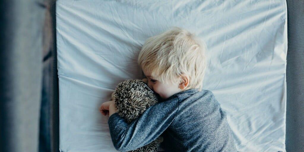 Silver Cross Micralite Sleep & Go Travel Cot Lifestyle Infant