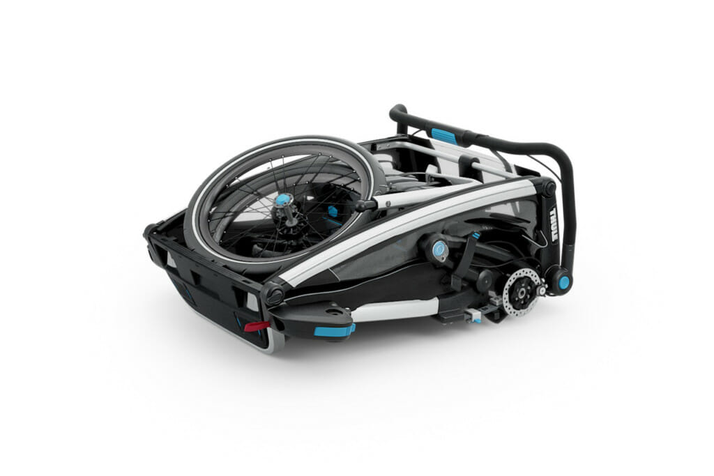 Thule Chariot Sport2 Folded