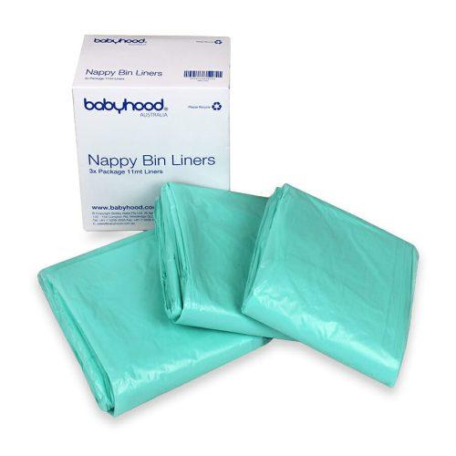 Babyhood Nappy Bin Liners