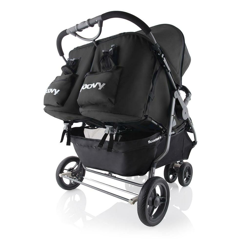 Joovy Scooterx2 Stroller Rear
