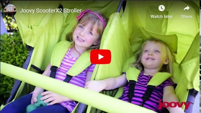 Joovy Scooterx2 Video
