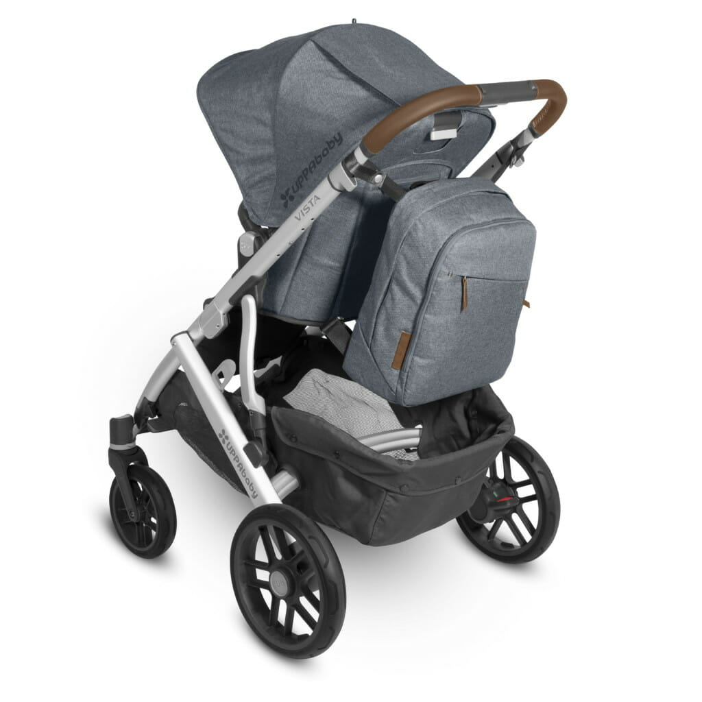 Uppababy Changing Backpack Gregory On Vista
