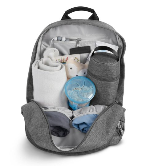 Uppababy Changing Backpack Jordan Interior Products
