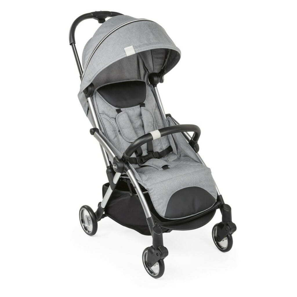 Chicco Goody Stroller Cool Grey Angle