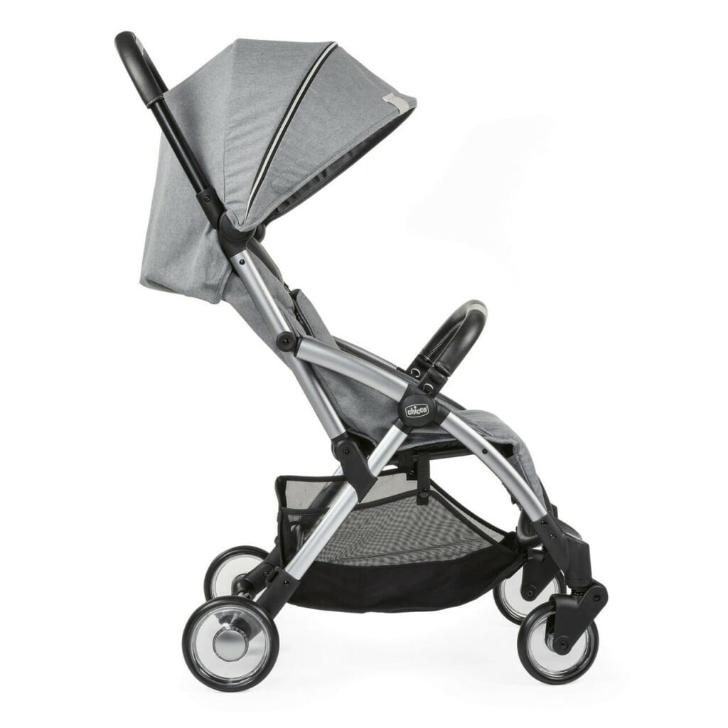 Chicco Goody Stroller Cool Grey Side