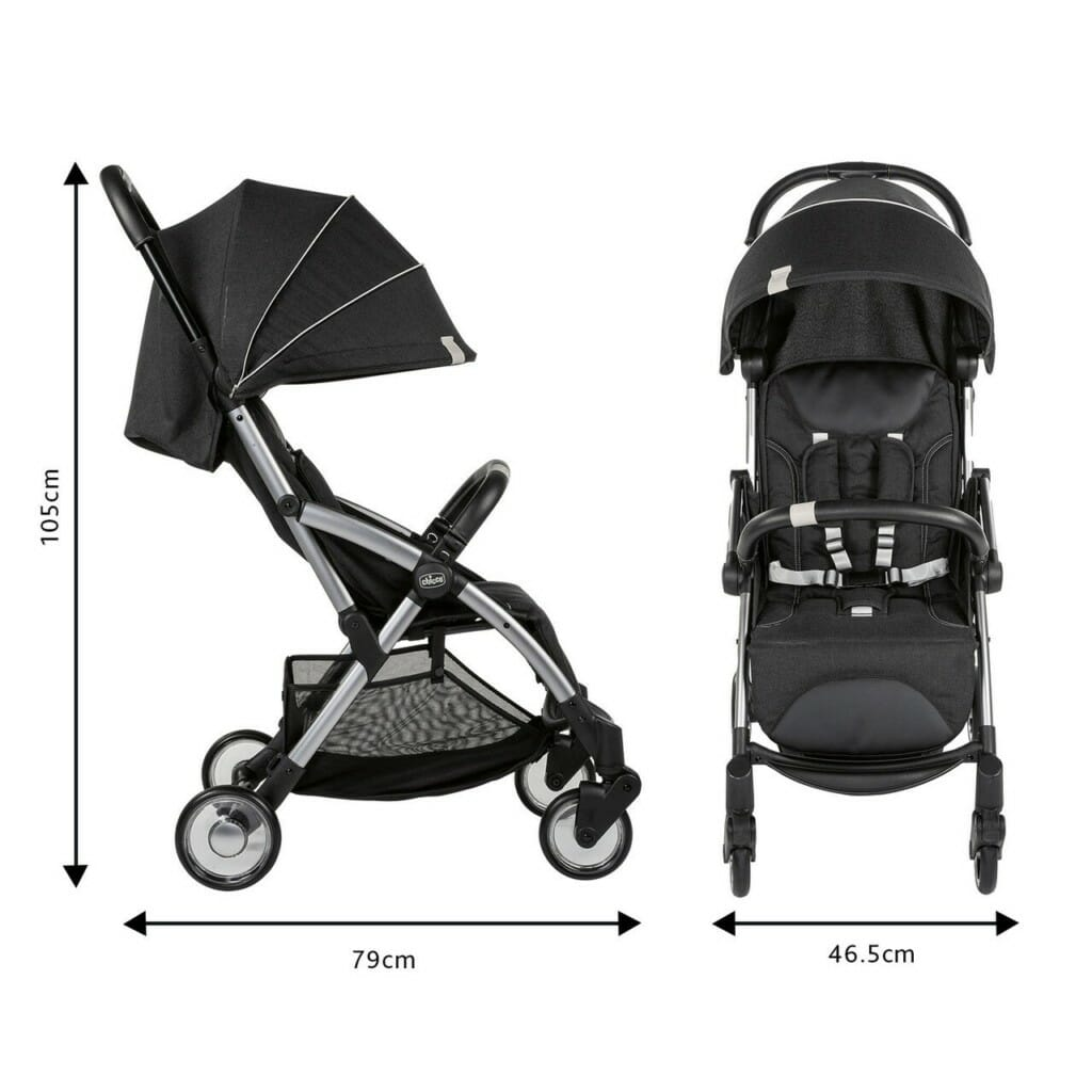 Chicco Goody Stroller Dimensions