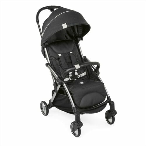 Chicco Goody Stroller Graphite Angle