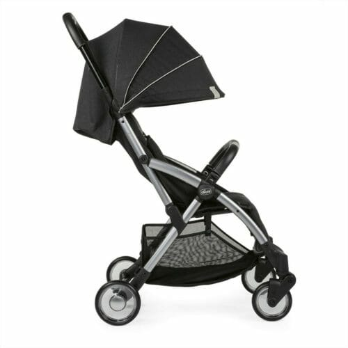Chicco Goody Stroller Graphite Hood Down