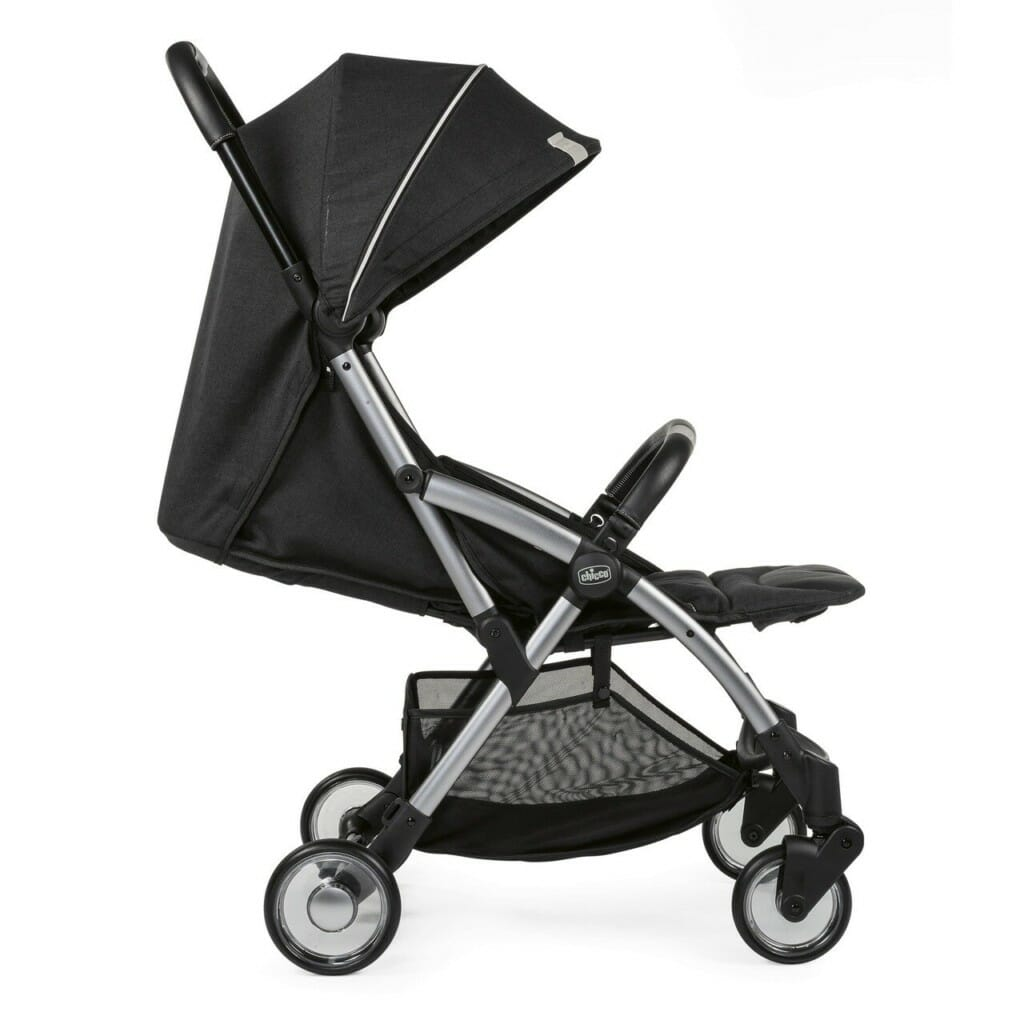 Chicco Goody Stroller Graphite Hood Up