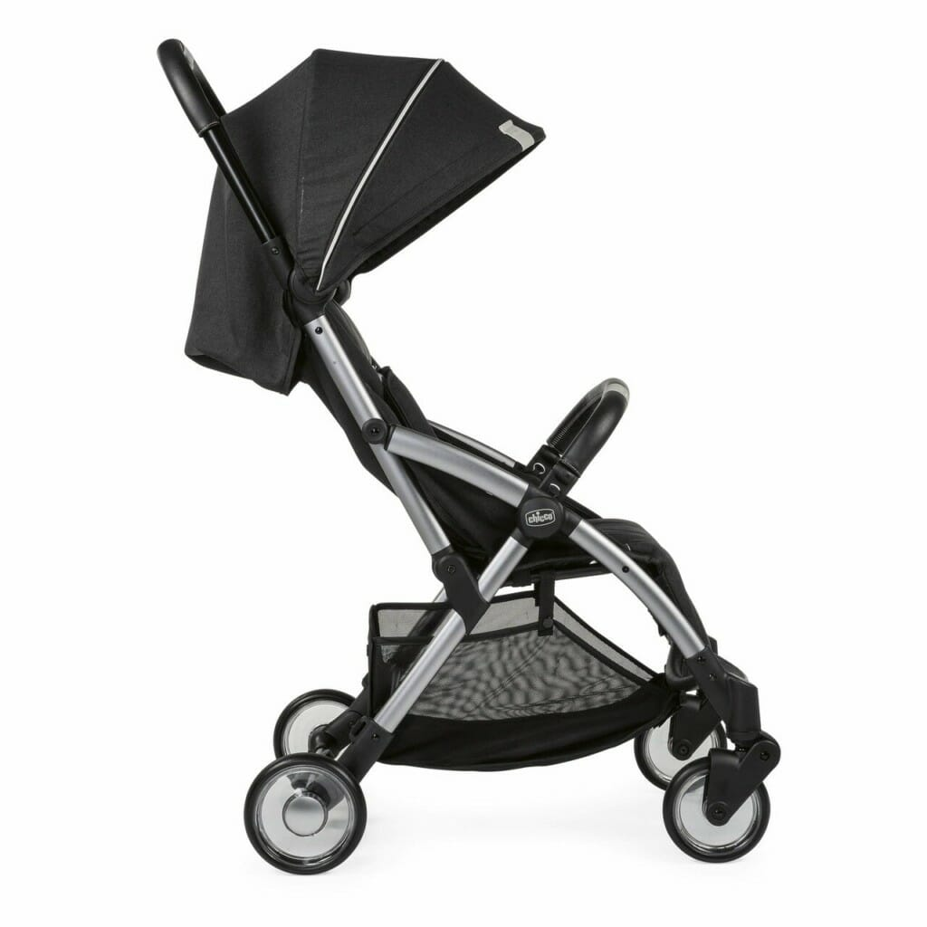 Chicco Goody Stroller Graphite Side